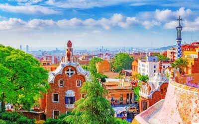 Virtueel op schoolreis naar Barcelona